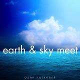 earth and sky meet ozen rajneesh