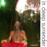 in deep surrender rajneesh