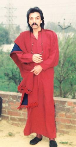 poona 1986 swami ozen rajneesh 12