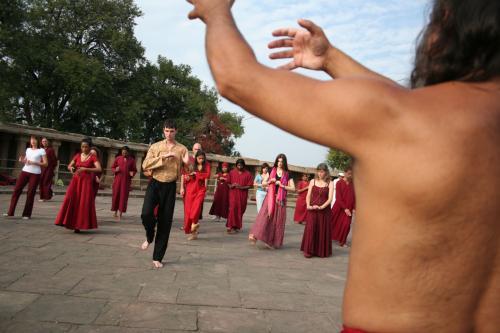 bheraghat tour 2008 swami ozen rajneesh 00007