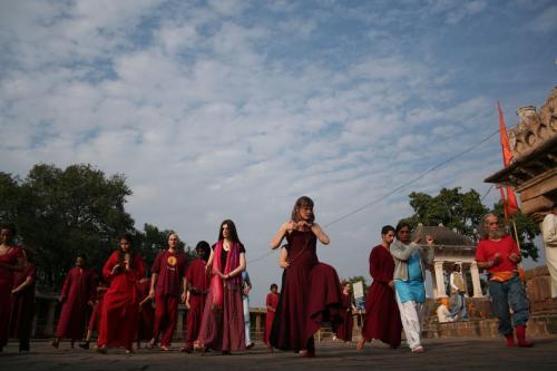 bheraghat tour 2008 swami ozen rajneesh 00008