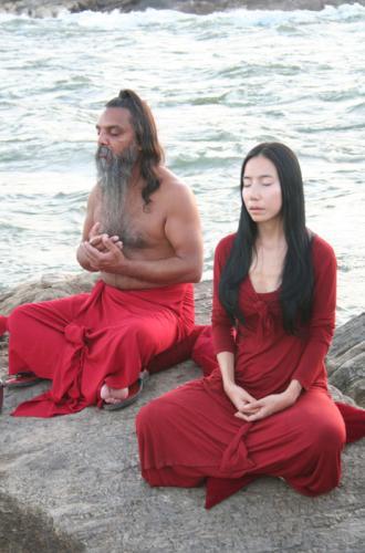 bheraghat tour 2008 swami ozen rajneesh 00017