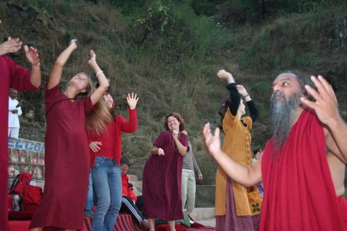 bheraghat tour 2008 swami ozen rajneesh 00026