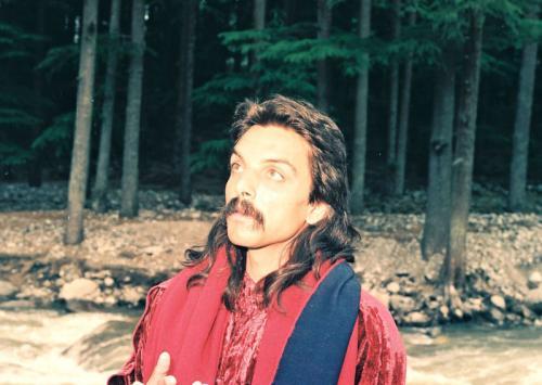 manali 1991 swami ozen rajneesh 1