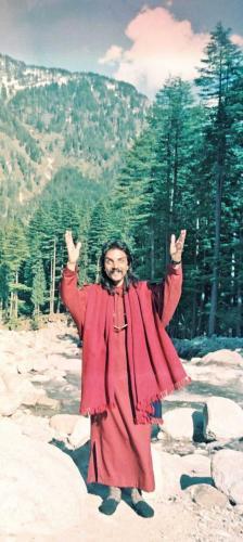 manali 1991 swami ozen rajneesh 2