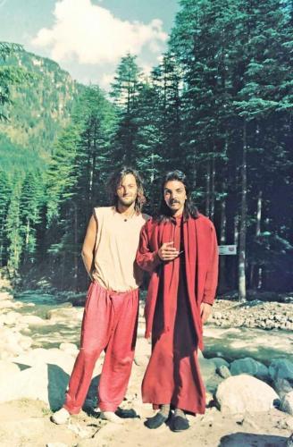 manali 1991 swami ozen rajneesh 3
