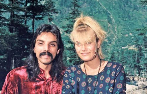 manali 1991 swami ozen rajneesh 8