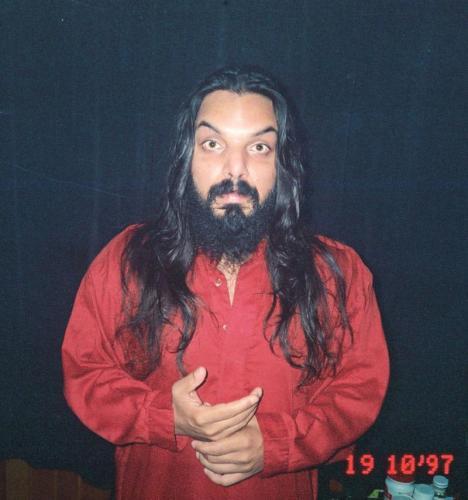 manali 1996  - swami ozen rajneesh 15