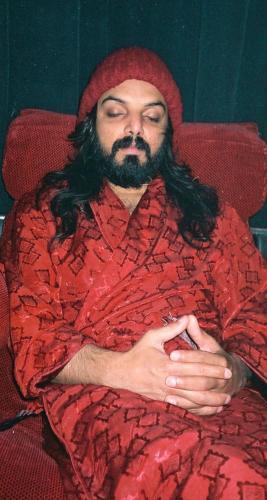 manali 1996  - swami ozen rajneesh 16