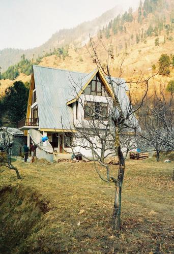 manali 1996  - swami ozen rajneesh 18