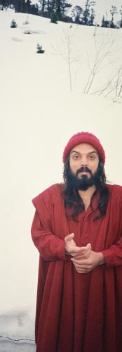 manali 1996  - swami ozen rajneesh 2