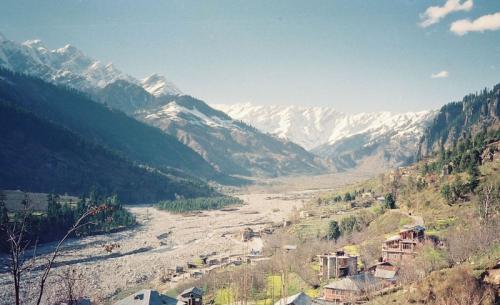 manali 1996  - swami ozen rajneesh 21