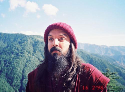 manali 1996  - swami ozen rajneesh 27