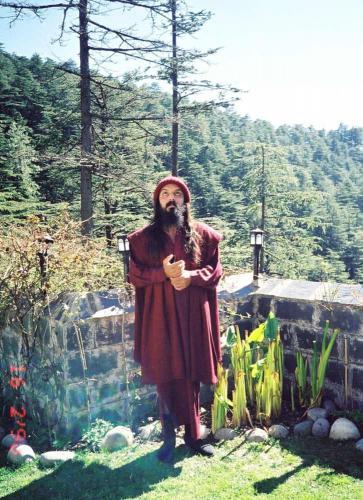 manali 1996  - swami ozen rajneesh 28