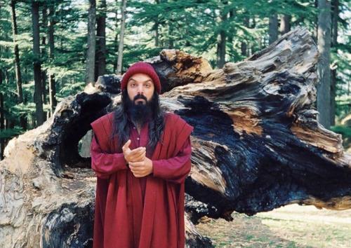 manali 1996  - swami ozen rajneesh 29