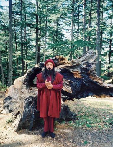 manali 1996  - swami ozen rajneesh 30