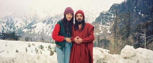 manali 1996  - swami ozen rajneesh 4