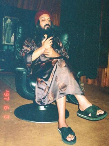 manali 1996  - swami ozen rajneesh 5