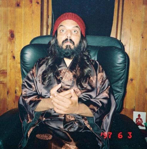 manali 1996  - swami ozen rajneesh 8