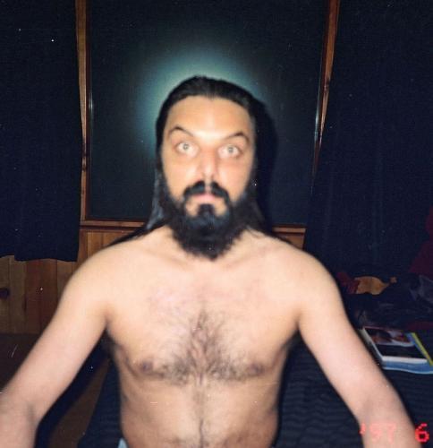 manali 1996  - swami ozen rajneesh 9