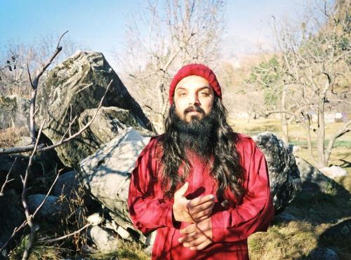 manali 1998  - swami ozen rajneesh 31