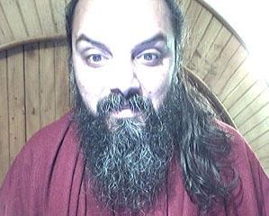 manali 2006  - swami ozen rajneesh 1
