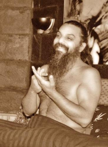manali 2006  - swami ozen rajneesh 10