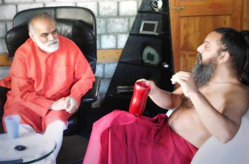 manali 2006  - swami ozen rajneesh 11