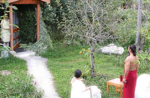 manali 2006  - swami ozen rajneesh 12