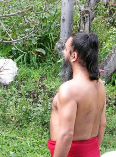 manali 2006  - swami ozen rajneesh 13