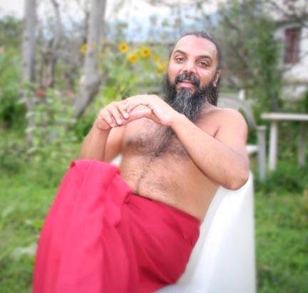 manali 2006  - swami ozen rajneesh 14