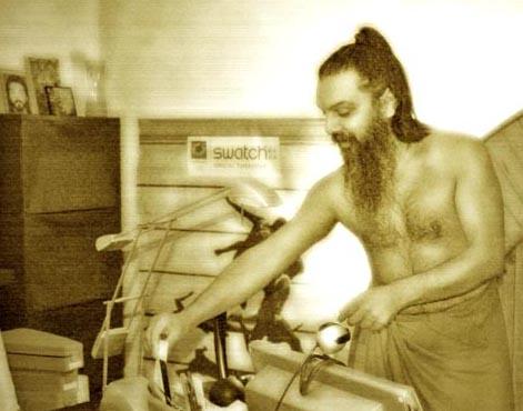 manali 2006  - swami ozen rajneesh 15