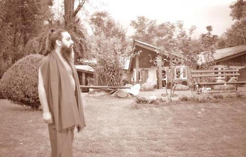 manali 2006  - swami ozen rajneesh 18
