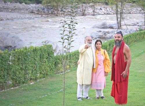 manali 2006  - swami ozen rajneesh 19