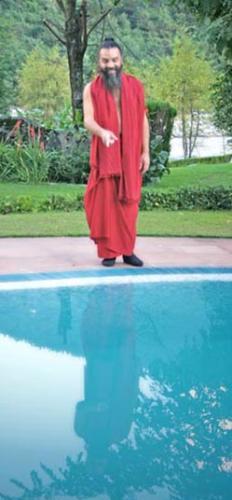 manali 2006  - swami ozen rajneesh 20