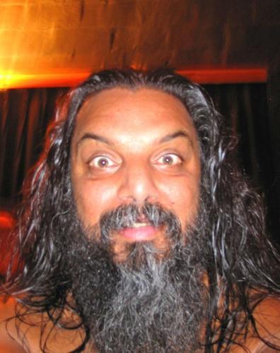 manali 2006  - swami ozen rajneesh 7