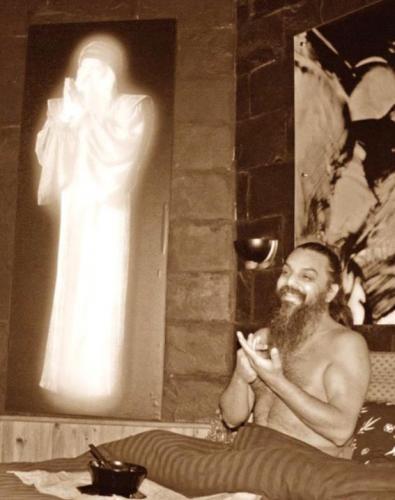 manali 2006  - swami ozen rajneesh 9
